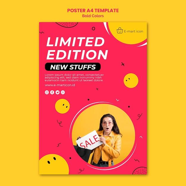 판매 광고 템플릿 포스터 무료 PSD 파일