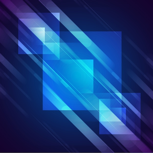 Shiny squares background design Free Psd