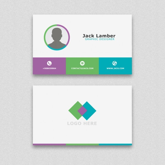 Simple business card with geometric shapes psd file free download simple business card with geometric shapes free psd reheart Choice Image