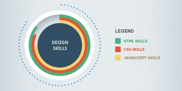 Simple infographics psd PSD file | Free Download