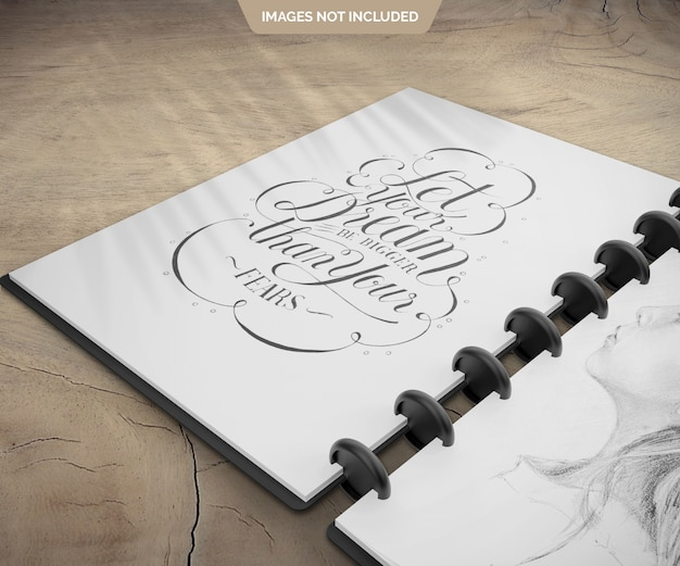 Sketchbook Premium Psd