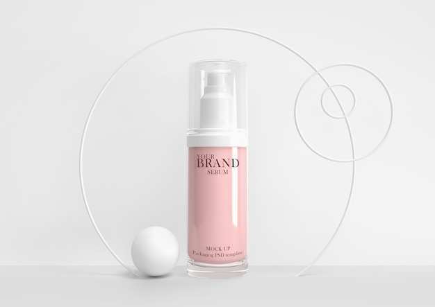 Skin care moisturizing cosmetic premium products premium psd. Premium Psd