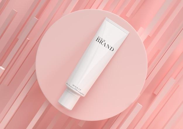 Skin care moisturizing cosmetic premium products Premium Psd
