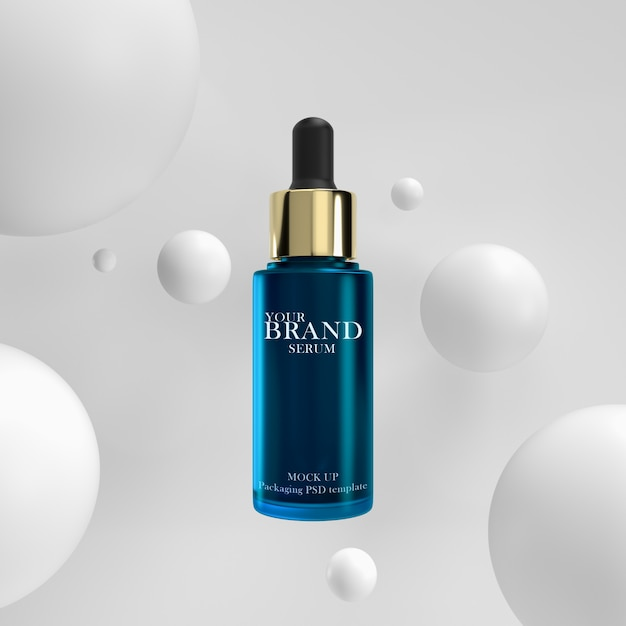 Skin care moisturizing cosmetic premium products. Premium Psd