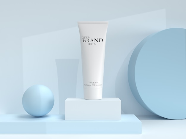 Уход за кожей увлажняющие косметические средства Premium Psd