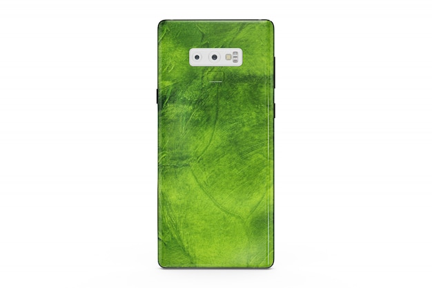 Smartphone skin isolated Free Psd