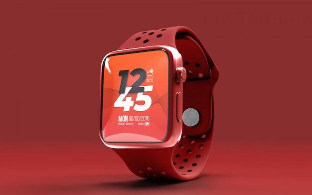 Smartwatch mockup premium psd Premium Psd