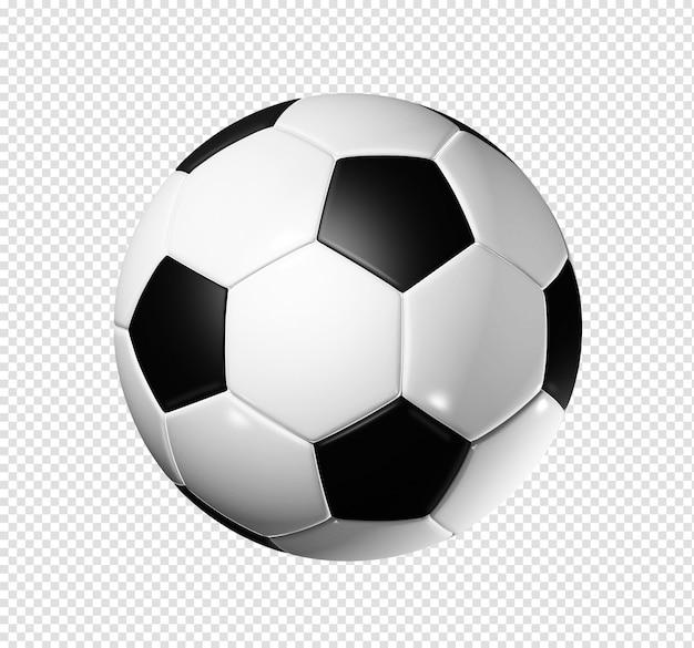 Soccer football ball Premium Psd