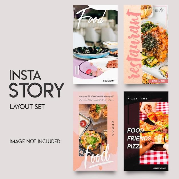 Social media insta story Premium Psd