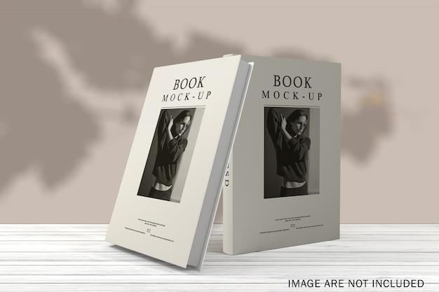 Книжный макет в мягком переплете Premium Psd