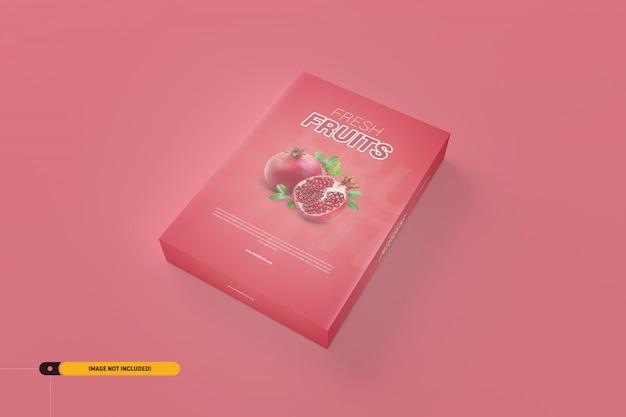 Software / product box mockup Premium Psd