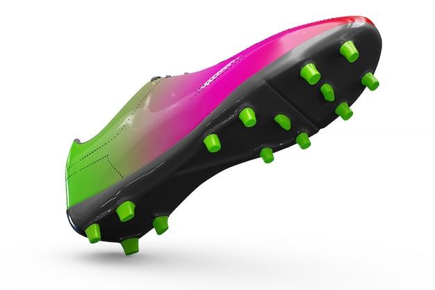 Sport shoe mockup isolated Free Psd