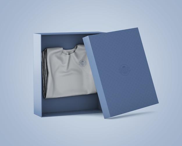 브랜드 로고가있는 스포츠 셔츠 모형 무료 PSD 파일