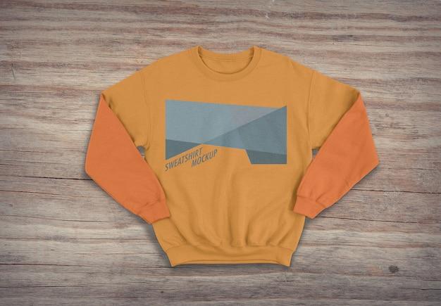 Sweatshirt mockup Premium Psd