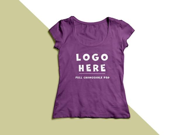 티셔츠 전면 모형 디자인 프리미엄 PSD 파일