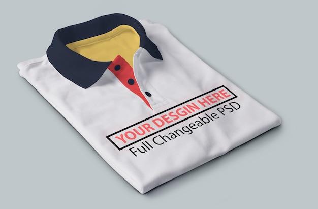 T-shirt mockup design Premium Psd