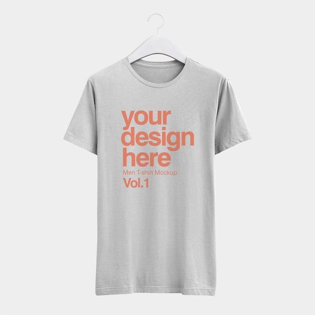 Макет футболки Premium Psd