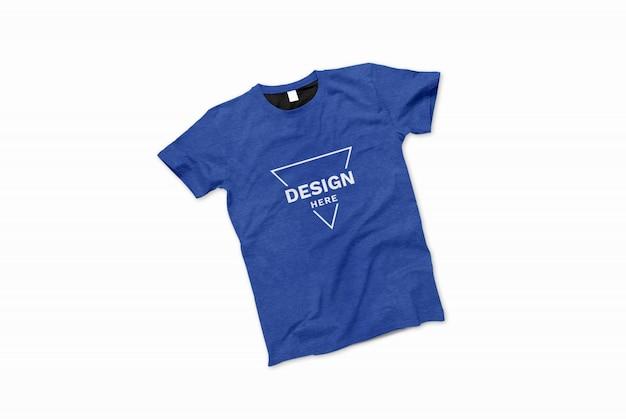 Tシャツのモックアップ Premium Psd