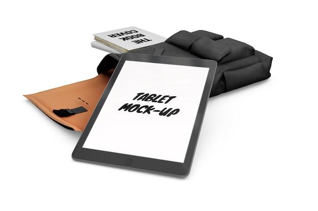 Tablet mock-up isolato Psd Gratuite