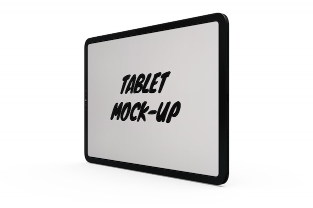 Tablet mock-up isolato Psd Gratuite