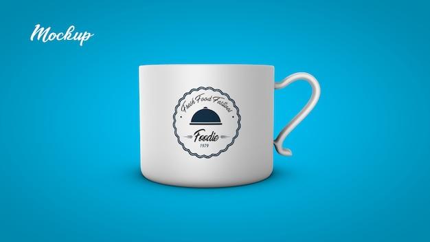 티 컵 머그잔 프리미엄 PSD 파일