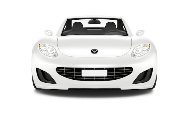 車の立体画像 Premium Psd