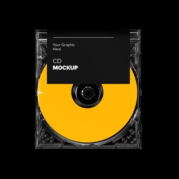 Прозрачный футляр для компакт-диска Premium Psd