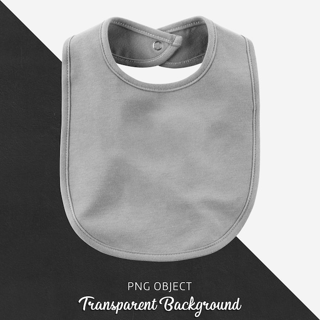 Прозрачный серый нагрудник Premium Psd