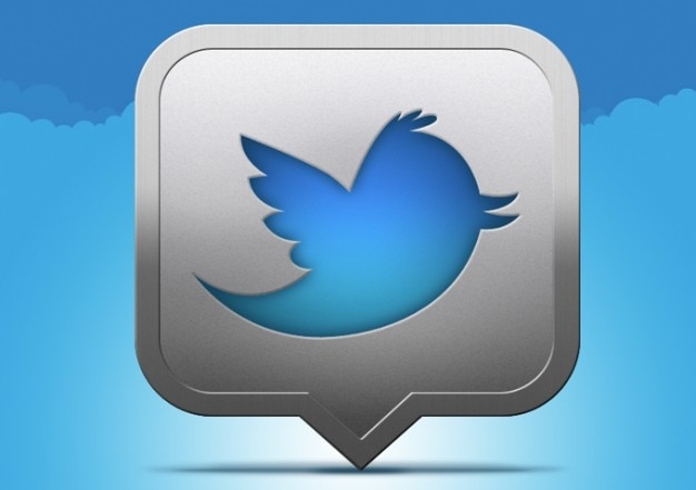 Twitter for Mac Icon PSD file | Free Download