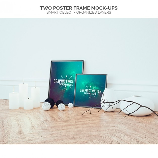 Frame Mock-ups