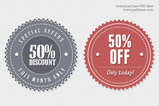 Sticker Vectors Photos and PSD files