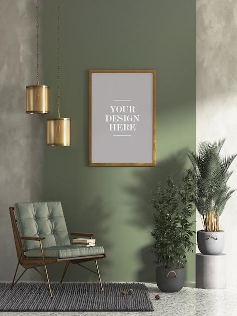 Wall frame Premium Psd