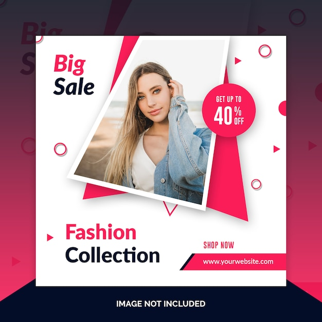 Weekend special sale social media web banner Premium Psd
