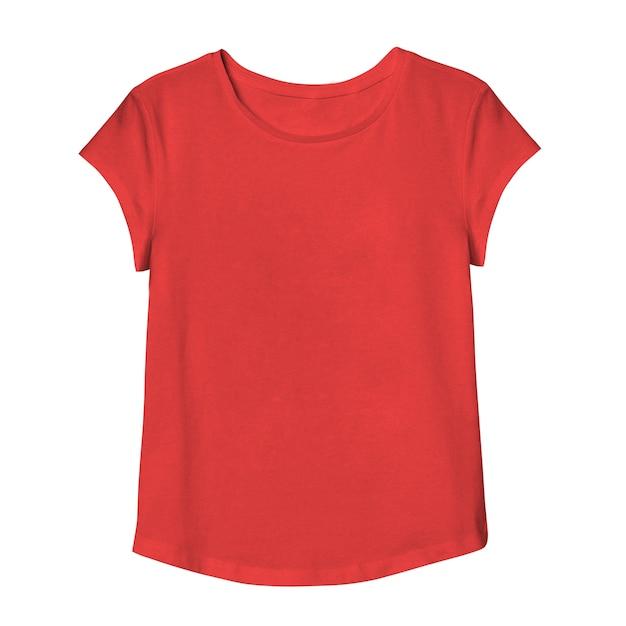 Woman mockup tshirt Premium Psd