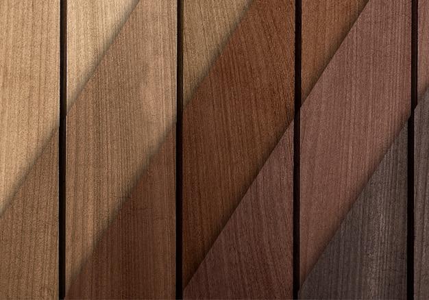 Образцы деревянных половиц текстурированный фон Бесплатные Psd