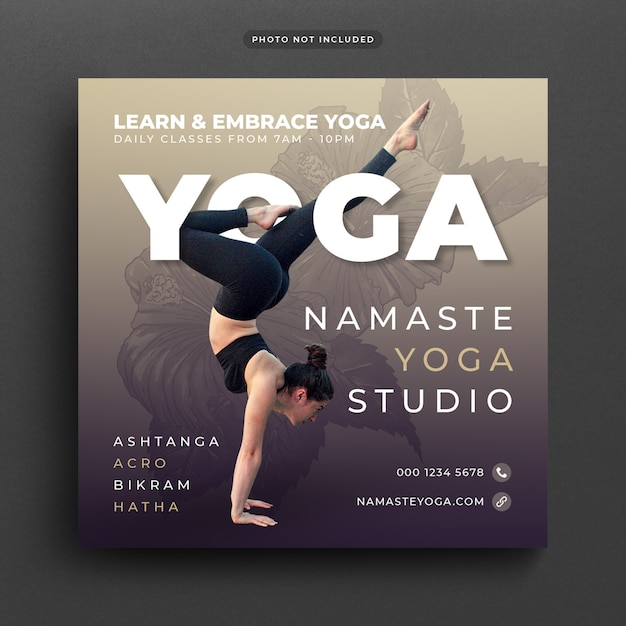 Yoga Ad Free Vectors Stock Photos Psd