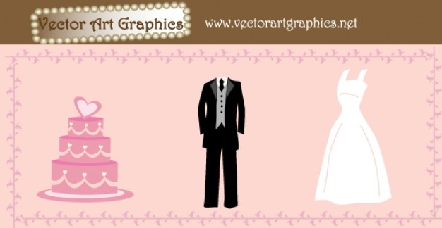 free vector wedding clipart - photo #47
