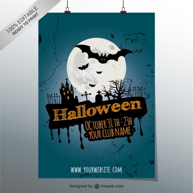 100 editable halloween party poster vector free download rh freepik com halloween party poster ideas halloween party poster psd