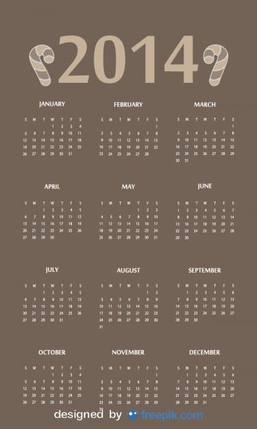 May Calendar Header : Calendar with candy header vector free download
