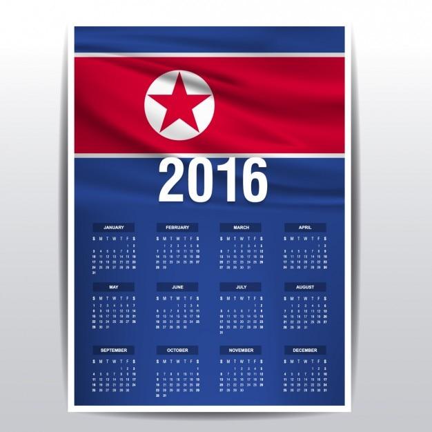 May Calendar Korea : Calendar of north korea vector free download