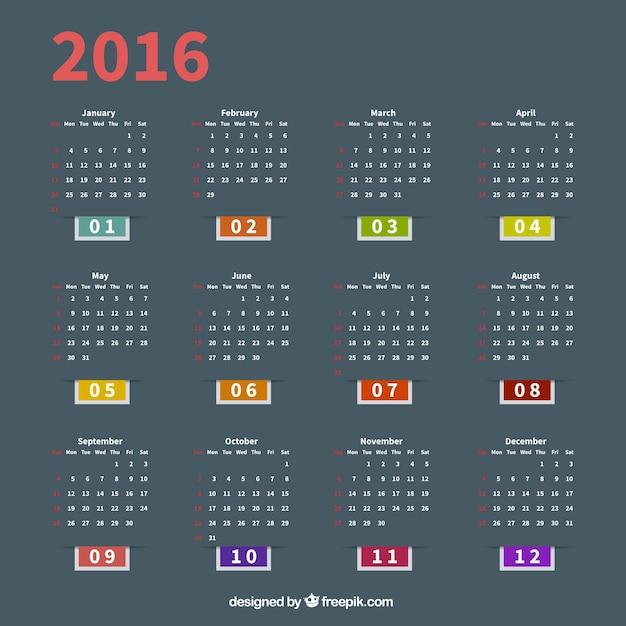 2016 Calendar Tree Of Pinterest | Calendar Template 2016