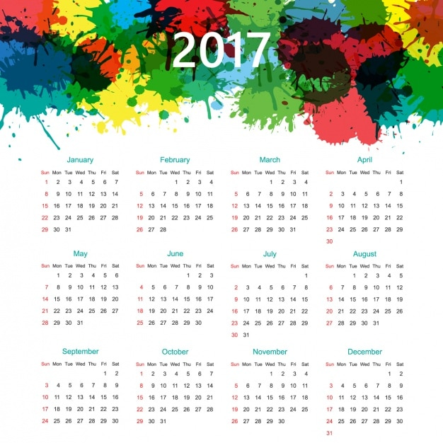 Calendar Design Vector Free Download : Calendar design vector free download