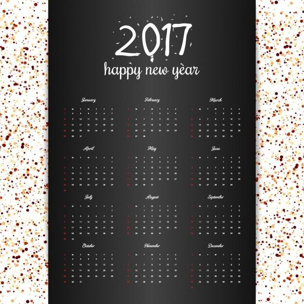Calendar Design Freepik : Calendar design vector free download
