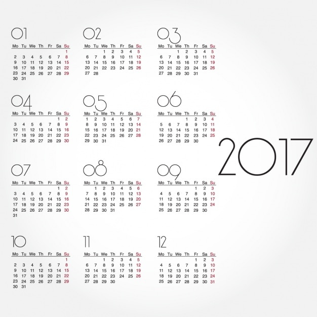 Calendar Design Vector Free Download : Calendar design vector free download