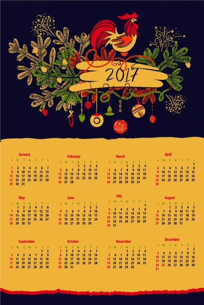 Calendar Design Freepik : Calendar design vector premium download