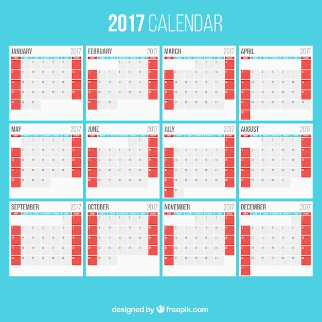 Calendar background vector : Calendar on a blue background vector free download