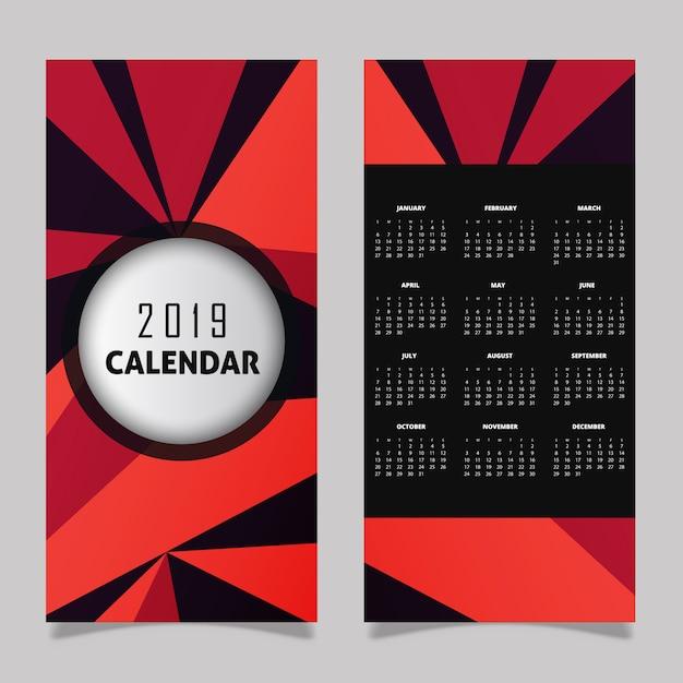 Calendar Design Free Vector : Calendar design vector free download