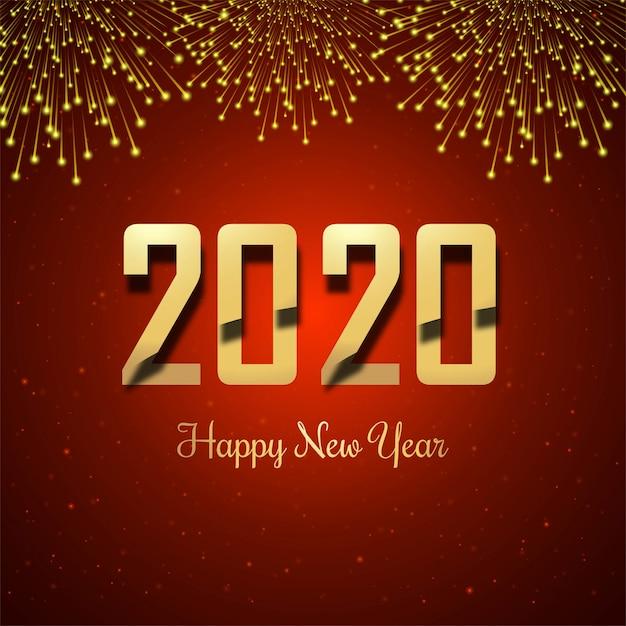 2019新年あけましておめでとうございます金光沢 無料ベクター
