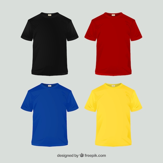 full size t shirt template - t shirt design vectors photos and psd files free download