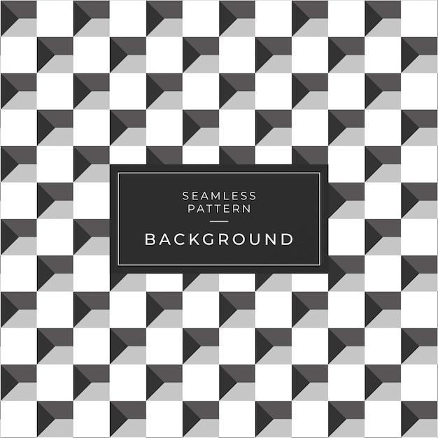 本ポスターチラシカバーウェブサイト広告ベクトル図の抽象的な白と黒の壁紙テクスチャ背景デザイン3 dペーパー Premiumベクター